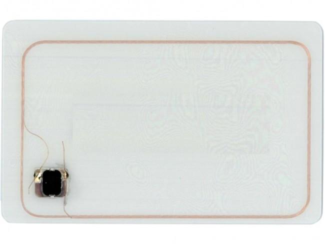 Rfid Karte.Mifare Classic 1k Ics50 Chipkarte