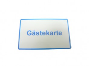 Gästekarte Mifare Classic 1K