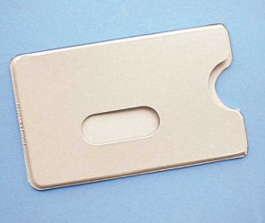 Ausweisschutzhülle weiß (1.517 Stück)