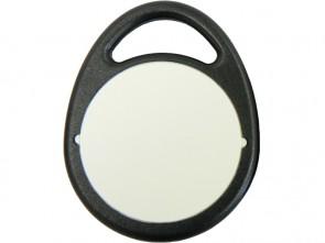 Hybrid EM4102 / Legic 256 RFID Transponder Schlüsselanhänger Bauform A