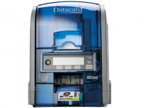 Datacard SD360 Duplex Kartendrucker