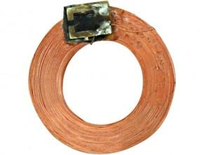RFID E-unit Inlay rund