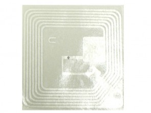 RFID / Smart Label / Etikett quadratisch - 38 x 38 mm