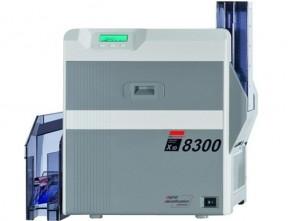 Edisecure XID 8300 Retransfer Karten Drucker