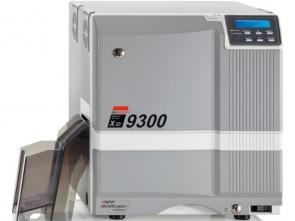 Edisecure XID9300 Retransfer Karten Drucker