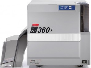 Edisecure DCP360+ Direct Card Printer