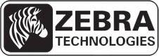 Farbband monochrom weiß für Zebra ZXP1 Serie, 500 Prints